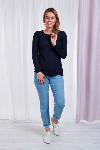 Basic solid top