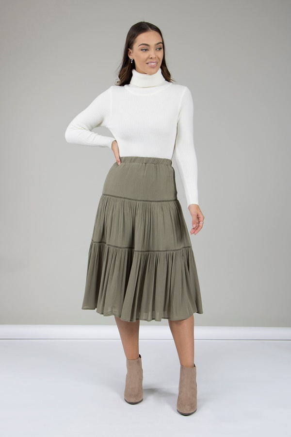 Boho Style Skirt