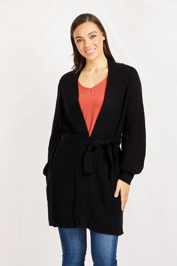 CLASSIC KNITTED CARDIGAN