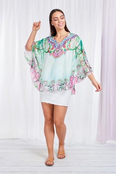 Floaty Kimono Top