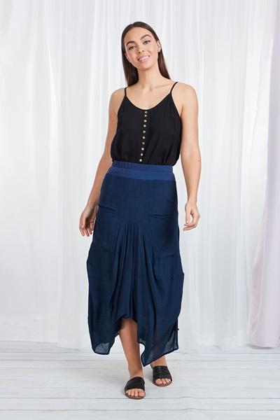 Hanky Hem Skirt