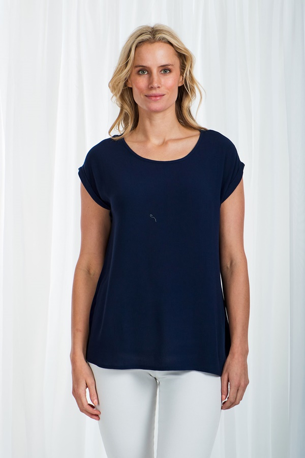 Solid SHELL TOP