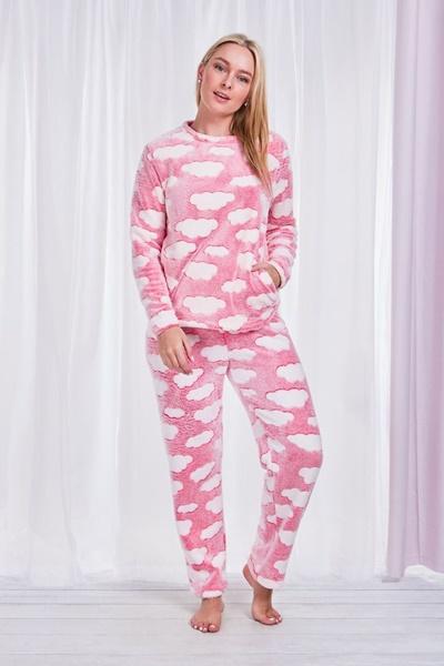 Supersoft Plush Pyjama Set